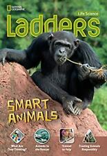 Ladders Science 4: Smart Animals (below-level), National Geographic Learning, Ve