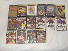 Lot of 16 GameCube Games - Zelda, Super Mario Sunshine, Metroid Prime, Starfox