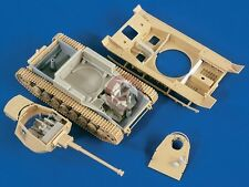 Verlinden 1/48 Panzer IV Tank Interior (Partly) Detail Set (for Tamiya) 2273