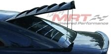 For: FORD MUSTANG; 12A044 Rear Window Louvers Aluminum W/ Prop Rod Kit 2005-2014
