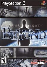 Echo Night: Beyond (Sony PlayStation 2, 2004) Disc Only! Very Rare Game