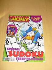 LE JOURNAL DE MICKEY N°2800 février 2006
