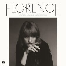 Florence + The Machine HOW BIG, HOW BLUE, HOW BEAUTIFUL New Sealed Vinyl 2 LP