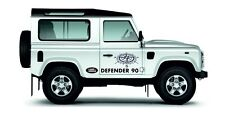 2 X stickers Land rover DEFENDER COMPASS CAR DECALS,STICKERS,GRAPHICS,RACING