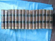 VALMONT DE BOMARE : DICTIONNAIRE D'HISTOIRE NATURELLE, 1791. 15 vol. complet.
