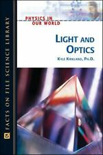 Light And Optics (Physics in Our World)-ExLibrary