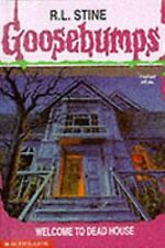 Welcome to Dead House (Goosebumps)-ExLibrary