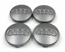 OEM Set 4 Wheel Center Cap 4B0601170(60mm) FOR AUDI A2 A3 A4 A6 A8 S4 S6 RS4 RS6