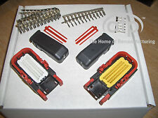 WIRING HARNESS REPAIR KIT ECU CONNECTORS NEW MAGNETTI MARELLI SYSTEM IAW5SF
