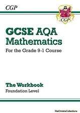 New GCSE Maths AQA Workbook Foundation - For the Grade 9-1