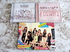 SNSD Lots Wholesale Japan CD 3 Set Paparazzi Gee Garls Generation