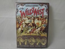 American History of the Wild West -12 Documentaries (2 DVD Set) New/Sealed