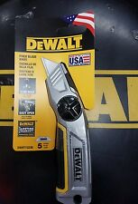DEWALT DWHT10246 FIXED BLADE UTILITY KNIFE