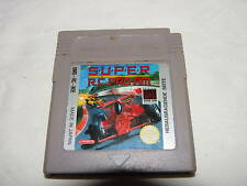 Nintende Game Boy Spiel Super R.C. Pro-AM   (304)