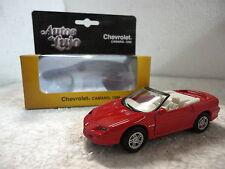 Autos de Lujo,Chevrolet Camaro 1996,Escala 1:36:38,Ed.Sol 90