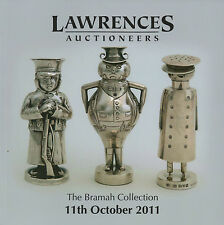 THE BRAMAH COLLECTION OF SILVER AUCTION CATALOGUE
