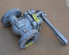 "Hopkinsons / Weir 10-8803-JHLF 1"" Flanged boiler blow down Gate valve A015"