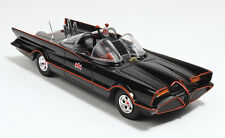 1/43 Eaglemoss Batmobile DieCast Model Batman Classic TV Series BM002 & MAGAZINE
