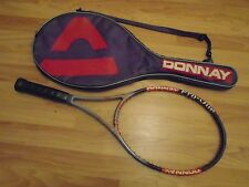 Donnay Pro-One Super Midsize Limited Edition Tennis Racquet. 4 1/2. Unstrung.