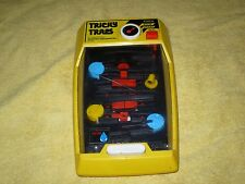 TRICKY TRAPS TOMY GAME VINTAGE ANNI 80 ORIGINALE NON FUNZIONANTE - NOT WORKING