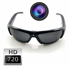New 720P HD Camcorder SunGlasses Camera DVR Glasses Digital Video Eyewear Record