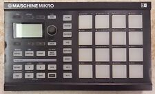 Native Instruments NI Maschine Mikro dsGroove Production Studio - No Software