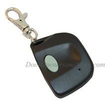 Genie GPT90 GT90-1 Comp Mini Key Chain Remote Control 12 Dip Switch 390 MHz