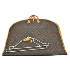 AUTH LOUIS VUITTON HOUSSE PORTE HABITS GARMENT COVER BAG MONOGRAM M23432 A26669