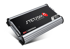 Stetsom EX 13500 EQ - Amplificatore MONO 13500KW RMS HIFI CAR SPL AUTO