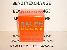 Ralph Lauren Rocks Perfume Eau De Toilette Spray 3.4 oz Sealed box