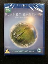 **NEW* Planet Earth 2 II BD Blu-ray 2016 [ALL Region] US Seller