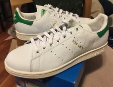 Adidas 8.5 Stan Smith green vintage Deluxe Superstar 80s white Black ultra boost