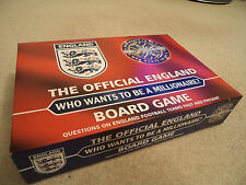 The Official England Who Wants To Be A Millionaire Board Game