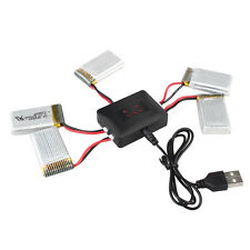 5 in 1 Batterie USB Ladegerät für Syma X5 X5C X5C-1 X5SC X5SW Quadcopter