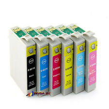 12x Compatible Ink Cartridges for Epson 82N 81N Artisan 730 837 635 867 Printer