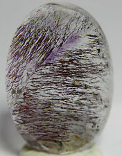 Natural Super seven 7 mineral ,Melody stone, amethyst 30.87ct, Brazil スーパー7