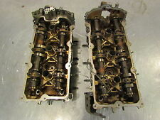 2006 G35 Automatic Engine Cylinder Heads Pair