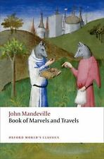 Oxford World's Classics: The Book of Marvels and Travels by John Mandeville...