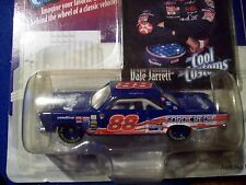 Dale Jarrett 1965 FORD GALAXIE COOL CUSTOMS  DIECAST NASCAR 1:64 scale with card