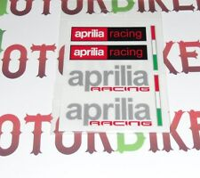 Kit Adesivi Aprilia 50 ,125 250 ,1000 / 90x120mm X  CARENE DA PISTA  X  SCOOTER