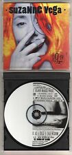 SUZANNE VEGA: 99.9 F DEGREES CD FOLK ROCK