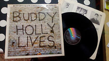 "Buddy Holly & The Crickets ""20 Golden Greats"" LP MCA Records ‎– EMTV 8 UK 1978"