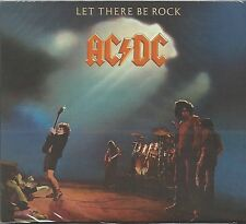 AC/DC / LET THERE BE ROCK * NEW DIGIPACK CD * NEU *