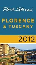 Rick Steves' Florence and Tuscany 2012, Openshaw, Gene, Steves, Rick, Good Condi