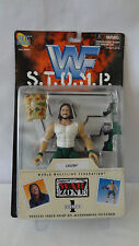 Jakks Pacific 1997 WWF World Wrestling Federation S.T.O.M.P. Crush MIB #A3314