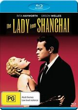 Lady from Shanghai Blu-ray Discs NEW