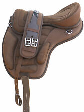 """All Purpose Synthetic Treeless Brown 18"""" size Freemax Saddles 40% Discount gift"""