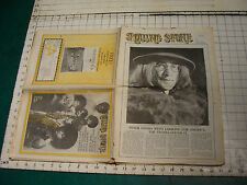 ROLLING STONE march 19, 197 #54 SLY STONE FAMILY & JOHN LENON covers