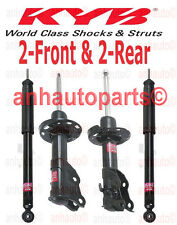 4-KYB Excel-G® ( 2-Front & 2-Rear) Gas Shock/Struts Honda Civic 2006 to 2010 NEW