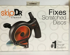 Skip DR classic Fixes Scratched disks